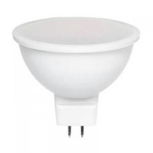 LED žárovka 5W 10xSMD2835 GU5,3 12V 390lm STUDENÁ BÍLÁ